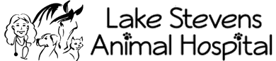 Lake Stevens Animal Hospital  logo